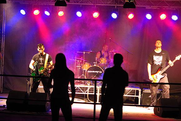 osvetlenie koncertov