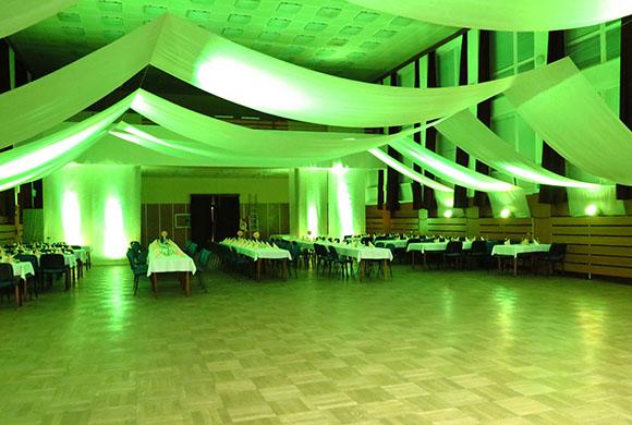 zastrešenie a konštrukcie eventov